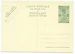 LBL20 - CONGO BELGE - EP CPRP 1fr20 + 1fr20 VERT NEUVE - 1947-60: Covers
