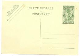 LBL20 - CONGO BELGE - EP CP 1fr20 VERT NEUVE - 1947-60: Covers