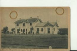 SRB407  --  KRALJEVO  --  ZELJEZNICKA STANICA  --   LA GARE, BAHNHOF  --  1923 - Serbia