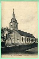 88 GERARDMER - L'église - Gerardmer