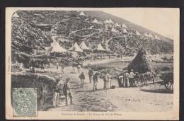 06 LUCERAM Militariat Environ De Sospel Le Camp Du Col De L'orne - Lucéram