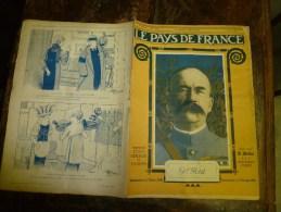 1919 LPDF:London's Royal Guards;Emeute Berlin,Dusseldorf;USA Au Château Val-les-Ecoliers;Martyrs D'ANVERS;Ortie-aliment - Revues & Journaux