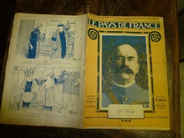 1919 LPDF:London's Royal Guards;Emeute Berlin,Dusseldorf;USA Au Château Val-les-Ecoliers;Martyrs D'ANVERS;Ortie-aliment - Riviste & Giornali