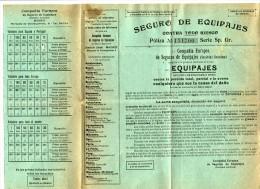 12 DOCUMENTS ANCIENS-PUBLICITÉS- PROGRAMME-ARGENTINA- RARISSIME VOIR DETAILS! GECKO - Documentos Históricos