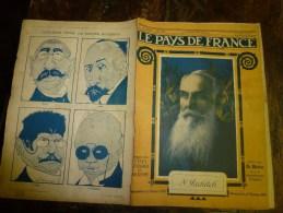 1919 LPDF:Fourrage Marin;Rainsart,Sains-du-Nord;Fbg Poissonnière; ALLEMAGNE;Bon Charbon-poussier;DUNKERQUE; Pomme De T - Riviste & Giornali