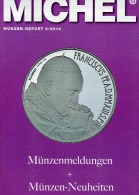 Briefmarken Rundschau MICHEL 2/2014 Neu 6€ New Stamps Of The World Catalogue And Magacine Of Germany ISBN4 194371 105009 - German