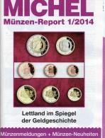 Briefmarken Rundschau MICHEL 1/2014 Neu 6€ New Stamps Of The World Catalogue And Magacine Of Germany ISBN4 194371 105009 - Deutsch