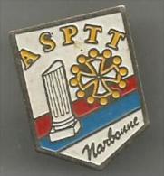 Asptt Narbonne - Correo
