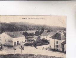 DINOZE  LA POSTE ET LA CROISEE DES ROUTES - France