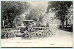 Batna (Algérie) - Intérieur De L´Hôpital Militaire - Circulé En 1915 - Batna