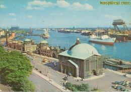 Hamburg - Elbtunnel Und Hafen (BBG131 - Deutschland