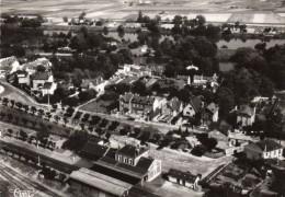 78 - ANDRESY - La Gare Et Ses Environs Vue Aérienne - - Andresy