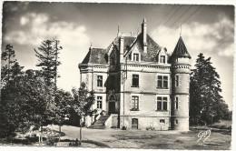 44  SAVENAY       LE  CHATEAU  DE  THERBE - Savenay