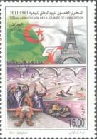 Algérie 2011 - 50e Anniversaire Du Massacre Du 17 Octobre 1961 à Paris - Algerien (1962-...)