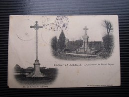 DEP 28  Loigny La Bataille  Le Monument Du Duc De Luynes - Non Classificati