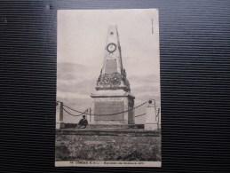 Dep 28 Lumeau  Monument Des Mobiles De  1870 - Frankrijk