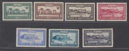 Romania 1928 - Michel 329-335 Mint Hinged * - 1918-1948 Ferdinand I., Charles II & Michel