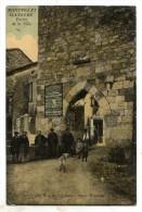 Montpezat Illustré- Porte De La Ville - Montpezat De Quercy