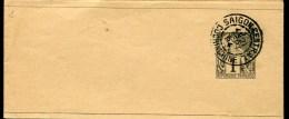 73907 - Entier Postal Bande De Journal ALPHEE DUBOIS 1c Noir, Cad Type A SAIGON CENTRAL COCHINCHINE Sept 1894 SUP - Alphée Dubois
