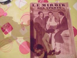 Miroir Des Sports N° 976 De 1937-velo Archambaud,slaats-foot Di Lorto - Books, Magazines, Comics
