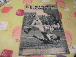 Miroir Des Sports N°1051 De 1939-lille Bucarest Et Paris Prague Foot-andré Leducq Velo - Books, Magazines, Comics