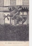 Cp , 45 , ORLÉANS , Jeanne D'Arc, Par Le Véel - Orleans