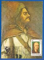 Rumänien; Maximumcarte; Horea; Alba Iulia 1980 - Maximumkarten (MC)