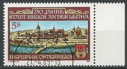 ÖSTERREICH 1989 MI-NR. 1949 O Used - ABO-Ware - (84) - 1981-90 Gebraucht