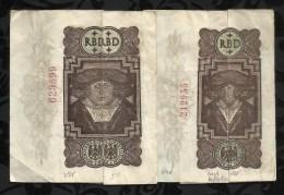 AMUSANT COLLAGE FAIT AVEC 2  BILLET DE 2 MILLION EN MARK . 1923 . - 2 Millionen Mark