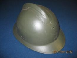 Coque De Casque Adrian 39/45 - Headpieces, Headdresses