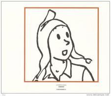 Tiré à Part HERGE Et Tintin Kuifje : Zorrino Dans Le Temple Du Soleil - Hergé
