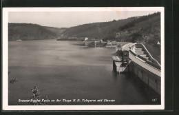 AK Frain A. Thaya, Talsperre Mit Stausee - Czech Republic