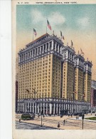 Thematiques United States Architecture Building Hôtel Pennsylvania New York - New York City