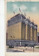 Thematiques United States Architecture Building Hôtel Pennsylvania New York - Non Classés