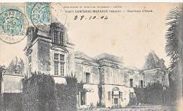 24021 -2cpa- Vins Bordeaux 33 France Vin Cantenac Margaux -medoc - Chateau D'Issan -1907 &2157 H Guillier Libourne.