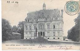 24023- Vins Bordeaux 33 France Vin -Listrac Chateau Lestrage -2501 Guillier Libourne