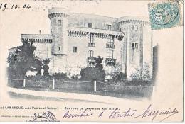 24027- Vins Bordeaux 33 France Vin -chateau Lamarque Pauillac Medoc -446 H Guillier