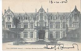24029- Vins Bordeaux 33 France Vin - Cantenac  Medoc Chateau Brown Cantenac- 1714 H Guillier