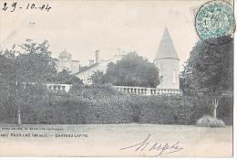 24030- Vins Bordeaux 33 France Vin - Pauillac Medoc - Chateau Lafite- 1685 H Guillier - Vignes
