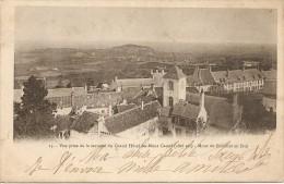 Vue Prise De La Terrasse Du Grand Hôtel Du Mont Cassel (côté Est) - Mont Du Recollet En Face - Cassel
