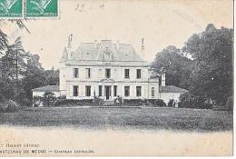 24033 -Vins Bordeaux 33 France Vin - Castelnau De Medoc -chateau Lefoulon -ed Herbet