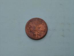 1840 CIIM - 1/2 Kopek  C# 143.3 ( Uncleaned - For Grade, Please See Photo ) ! - Russie