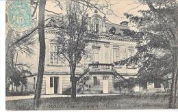 24037 -Vins Bordeaux 33 France Vin - Margaux Medoc -chateau SLamouroux - éd Goulée Soulac - Vignes