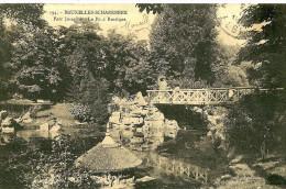 Schaerbeck. Le Pont Rustique Au Parc Josaphat. - Andere