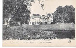 24040 Ermenonville Parc Et Chateau -59 ND - Ermenonville