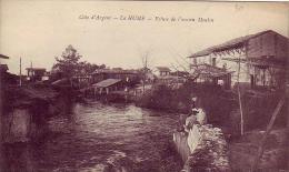 LA   HUME    ECLUSE   DE   L  ANCIEN   MOULIN - France