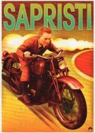 "Image Du Film ""tintin Et Le Trésor De La Licorne"", Tintin Sur La Moto ""sapristi"" - Cinema Advertisement"