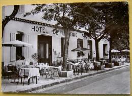 04 ALPES DE HAUTE PROVENCE    BARAVALLE     HOTEL DE L´AVENUE - France