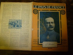 1918 LPDF:Middelkerke-Bains; LENGENFELDKOPF; Topillage TUSCANIA Côte D'Irlande;Le Bombardement Par Avion..etc - Revues & Journaux