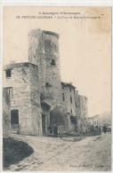 PONT DU CHATEAU  La Tour De Bise Et Les Remparts  Animée - Pont Du Chateau